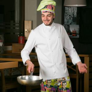Giacche Chef